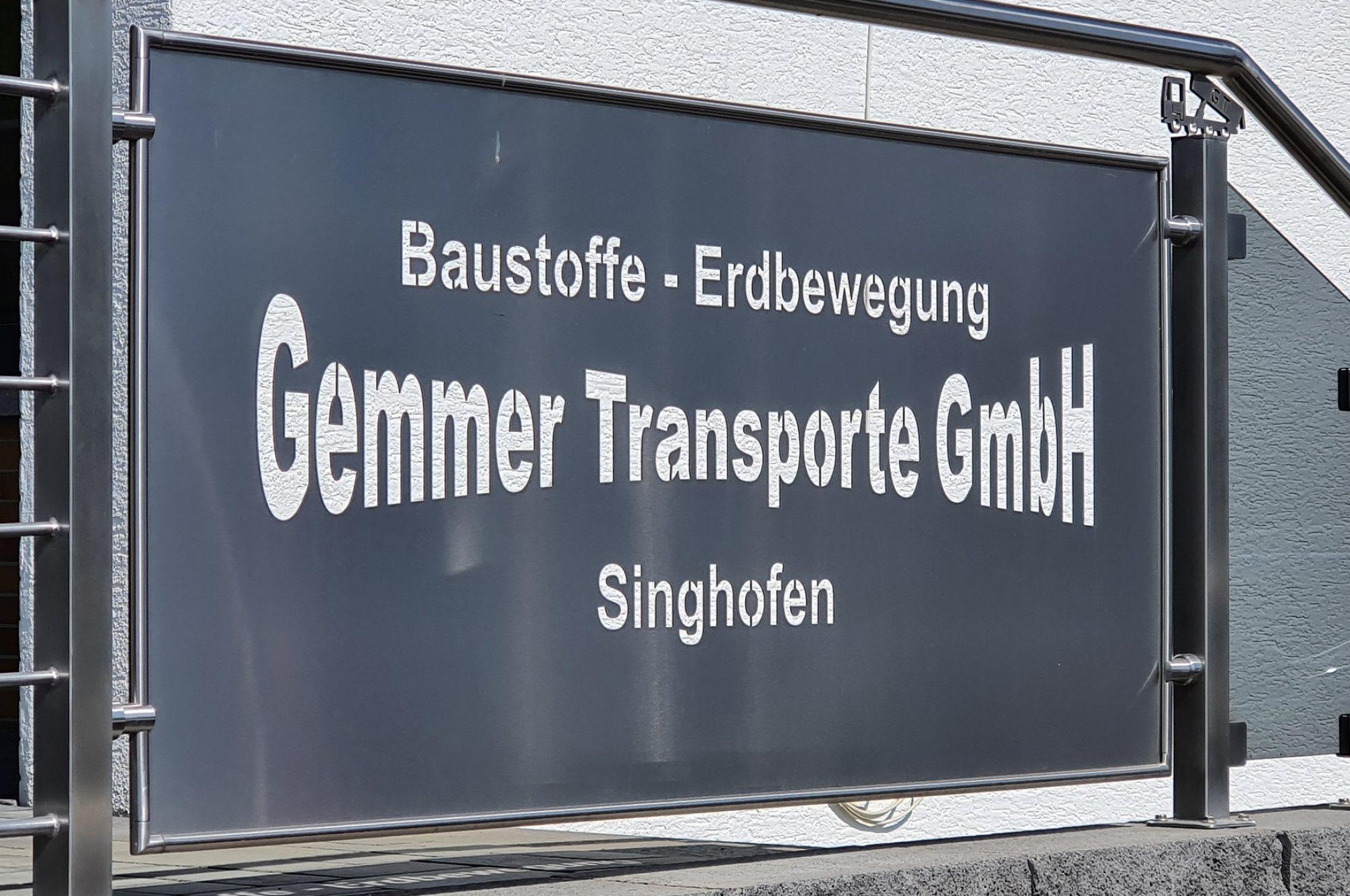 Gemmer Singhofen GmbH